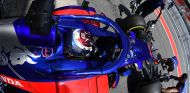 Pierre Gasly en Barcelona - SoyMotor.com