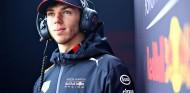 Pierre Gasly en el filming day de Red Bull en Silverstone - SoyMotor