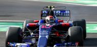 Pierre Gasly durante el GP de México - SoyMotor.com