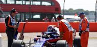 Pierre Gasly en Silverstone - SoyMotor