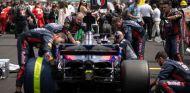 Pierre Gasly en el GP de México de 2017 - SoyMotor.com