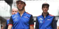 Pierre Gasly y Brendon Hartley en Interlagos – SoyMotor.com