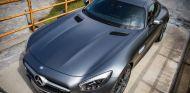Visualmente, el Mercedes-AMG GTde McChip-DKR es idéntico - SoyMotor