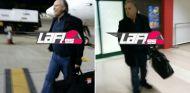 Gene Haas en el aeropuerto de Jerez - LaF1