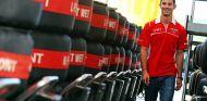 Alexander Rossi en sus días como probador de Marussia - LaF1