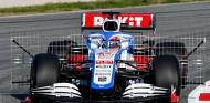 George Russell en el Circuit de Barcelona-Catalunya - SoyMotor.com