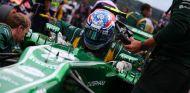 Giedo van der Garde en el GP de Bélgica F1 2013 - LaF1