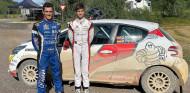 Gil Membrado debuta este fin de semana en el Rally de Letonia con 13 años - SoyMotor.com
