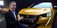 Gilles Vidal y el nuevo Peugeot 208 - SoyMotor.com