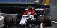 Alfa Romeo en el GP de Francia F1 2019: Sábado - SoyMotor.com
