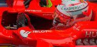 Antonio Giovinazzi en el Ferrari SF70H - SoyMotor