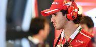 Haas intentará que los viernes de Giovinazzi les dañen lo mínimo - SoyMotor.com