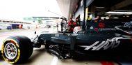 Haas en el GP de Gran Bretaña F1 2017: Viernes - SoyMotor.com