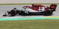 Alfa Romeo en el GP de España F1 2019: Viernes - SoyMotor.com