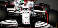 Giovinazzi firma en Zandvoort su mejor clasificación en F1 - SoyMotor.com