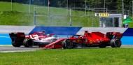 """Vettel, irónico: """"Estoy contento de haber hecho sólo un trompo"""" - SoyMotor.com"""