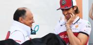 """Alfa Romeo: """"Giovinazzi tiene la posibilidad de conservar su asiento"""" - SoyMotor.com"""