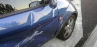 Qué hacer si te dan un golpe aparcado - SoyMotor.com