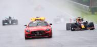 Verstappen gana el GP de Bélgica sin correr; podio de Russell - SoyMotor.com