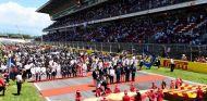 Parrilla de salida del GP de España - SoyMotor.com