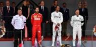 Podio del GP de Mónaco F1 2019 - SoyMotor