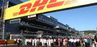 Parrilla del GP de Rusia 2014 - LaF1.es