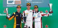 Podio de la GP3 en Italia - SoyMotor