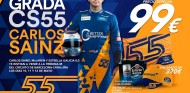 Grada CS55 para el GP de España - SoyMotor