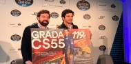 Sainz presenta su grada para el GP de España 2020 - SoyMotor.com