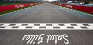 Recta de meta del Gilles Villeneuve - LaF1