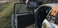 Un granjero cabreado decidió boicotear el Rally de Alemania