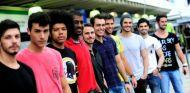 Grid-boys del Gran Premio de Brasil - LaF1