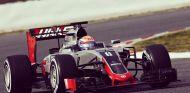 Romain Grosjean en el Circuit de Barcelona-Catalunya - LaF1