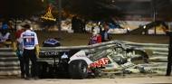 La F1 abre una investigación del accidente de Grosjean en Baréin - SoyMotor.com