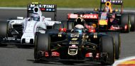 Romain Grosjean en Spa-Francorchamps - Laf1
