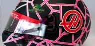 Grosjean llevará un casco especial en el GP de Francia F1 2019 - SoyMotor.com