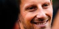 """Grosjean: """"Si perdiera un segundo por hijo, no entraría en el Top 10 nunca"""" - SoyMotor.com"""