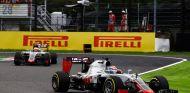Haas se quedó sin puntos en Japón - LaF1