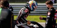 Grosjean se hace el asiento para su test de despedida de F1 - SoyMotor.com