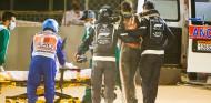 """Grosjean: """"Pensaba que iba a morir, mi cuerpo se relajó y lo aceptó"""""""" - SoyMotor.com"""