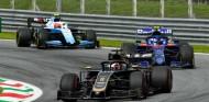 Romain Grosjean en el GP de Italia F1 2019 - SoyMotor.com