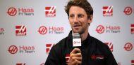Grosjean está deseando empezar a trabajar con Haas... en la casa de Ferrari - LaF1