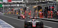 Grosjean prevé un fin de semana duro para Haas - SoyMotor