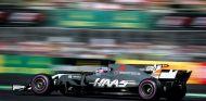 Grosjean durante el GP de México - SoyMotor.com