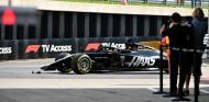 """Grosjean: """"Magnussen y yo no queremos chocar, ¡no somos estúpidos!"""" - SoyMotor.com"""
