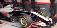 Haas estrena su VF-20 en un filming day en Barcelona - SoyMotor.com