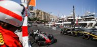 Romain Grosjean y Nico Hülkenberg en Mónaco - SoyMotor.com