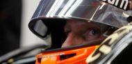 Romain Grosjean en el Gran Premio de Singapur de 2013 - LaF1