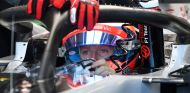 Romain Grosjean con el VF-18 en Australia - SoyMotor.com
