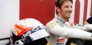 """Grosjean seguirá visitando el psicólogo en 2014: """"No es una debilidad, es una fortaleza"""""""